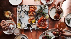 The Optimist, A New Restaurant In Nashville, Serves Up The Most Decadent Seafood Platters You've Ever Seen