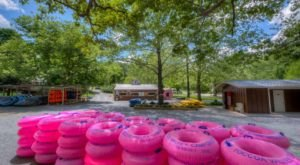 Spend The Weekend Tubing & Camping At Toccoa Valley Campground In Georgia