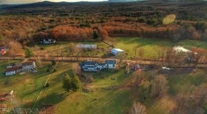 Stay On Top Of A Mountain At Top Of The Ridge Farm For The Best New Hampshire Views