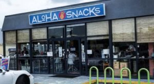 Aloha Snacks Is A Hawaiian-Inspired Restaurant In Virginia Beach You'll Want To Try