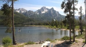 Stanley Lake Is One Of The Most Underrated Summer Destinations In Idaho