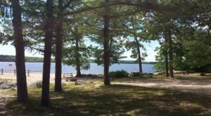4 Places In Rhode Island Where You Can Go Camping Right Now