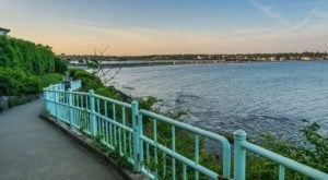 The Newport Cliff Walk Was Named The Most Beautiful Place In Rhode Island And We Have To Agree