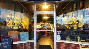 Enjoy The Nibbles And Sip On House-Roasted Coffee At Big Cuppa In Arkansas