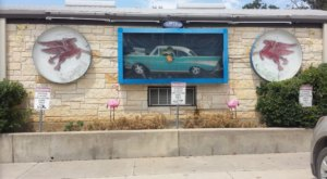 Revisit The Glory Days At This 50s-Themed Restaurant In Texas