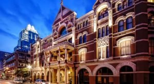 Stay Overnight In A 134-Year-Old Hotel That's Said To Be Haunted At The Driskill In Texas