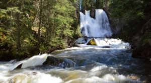 Not Too Long And Not Too Short, We Found The Most Perfect Waterfall Hike Right Here In Montana