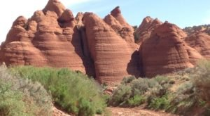 Be In Awe Of The Unusual Sandstone Formations When You Take The Edmaiers Secret Trail In Utah