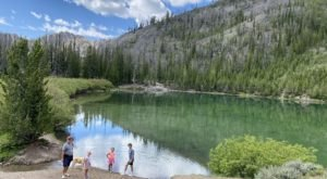 The Easy Lakeside Trail In Idaho, Titus Lake Trail, That Will Lead You Through Absolute Perfection