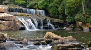 You'll Find Waterfalls Around Every Bend At Gorges State Park In North Carolina