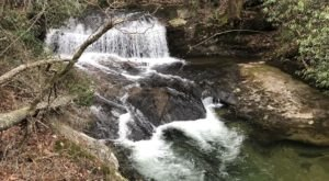 Hickey Gap Is A Short And Sweet Trail That Leads To A Dazzling Waterfall Swimming Hole In Georgia