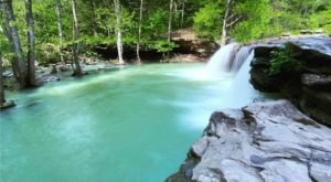 6 Easy-Access Arkansas Waterfalls That Are Perfect For A Summer Adventure