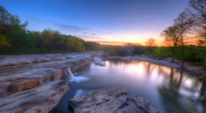 Make Your Summer Epic By Journeying To These 7 Hidden Waterfalls In Texas