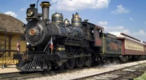 Go For A Socially Distant Ride On Grapevine Vintage Railroad In Texas