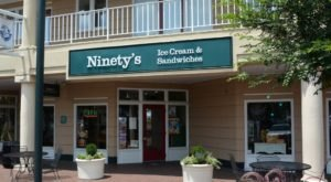 The Massive And Creative Milkshakes From Ninety's Are The Perfect Cool Treat On A Hot North Carolina Day