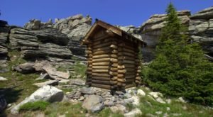 Hike Rugged Trails And Explore An Old Fire Tower At Wyoming's Black Mountain Lookout Trail