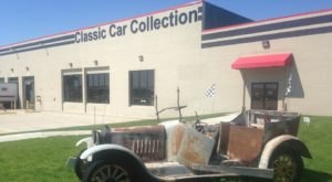 One Man Collected More Than 130 Cars To Start This Unbelievable Classic Car Collection In Nebraska