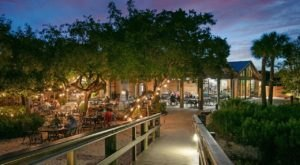 Enjoy A Rustic Seafood Dinner In A Historic 1900s Bungalow At Mar Vista Dockside Restaurant In Florida