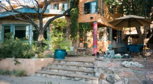 Unplug And Go Off The Grid At Mescal Canyon Retreat, A Quirky Bed & Breakfast In Arizona