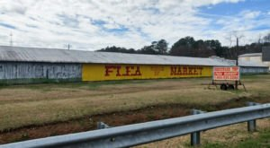 One Of The Biggest And Best Flea Markets In Alabama, Mountain Top Flea Market, Has Re-Opened For Visitors