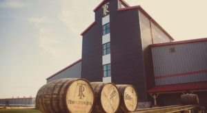 Take A Walk Back In Time When You Tour The Templeton Rye Distillery Here In Iowa