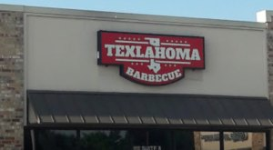 World-Famous Barbecue Can Be Found At Texlahoma BBQ In Oklahoma