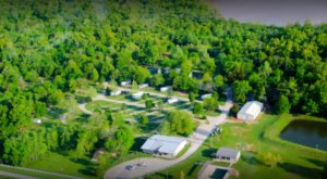 You Will Want To Go Camping At The Award-Winning Checotah/Lake Eufaula West Holiday KOA Campground In Oklahoma