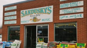 Head To Sandusky's Market, An Old-Fashioned Market And Seed Garden In Oklahoma