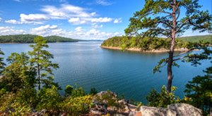 Sink Your Toes In The Sand At The Longest Beach In Arkansas