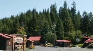 The Outback Is A Quaint Family-Owned Resort In Idaho's First Gold Rush Town