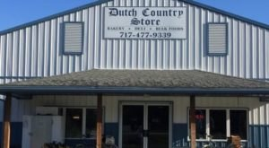 Treat Yourself To Homemade Sandwiches And Baked Goods From Dutch Country Store In Pennsylvania