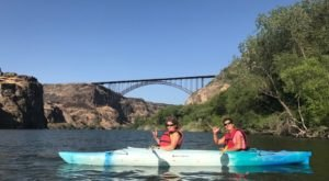 Kayak The Snake River In Idaho For A Scenic, Relaxing Adventure