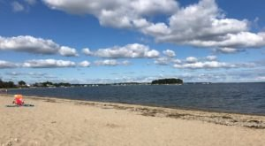 It's Not Summer Until You Spend A Day At Calf Pasture Beach In Connecticut
