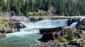 5 Easy-Access Montana Waterfalls That Are Perfect For A Summer Adventure