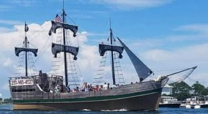 Alabamians Can Sail The Waters Of The Gulf Coast On A Pirate Ship This Summer