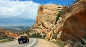 Walk Where Dinosaurs Once Roamed And See Their Actual Footprints At Red Fleet State Park In Utah