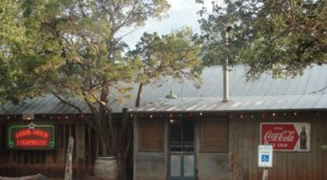 Chow Down On Mouthwatering Steak And Spend The Night In A Rustic Cabin At Perini Ranch Steakhouse In Texas