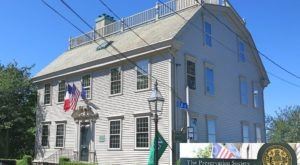 One Of The First Newspapers In The Country Was Published Inside This Rhode Island House