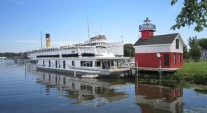 Spend The Night On A Docked Boat At Sea Suites Boat & Breakfast In Michigan