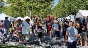 The Biggest And Best Flea Market In Utah, Urban Flea Market Is Now Re-Opening