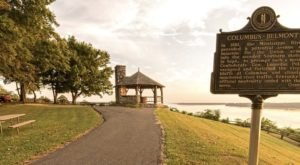 Picnic Along The Mississippi At The Peaceful Columbus-Belmont State Park In Kentucky