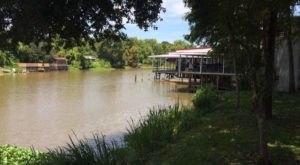 You Fall In Love With The Bayou Views At Pat's Fisherman's Wharf In Louisiana
