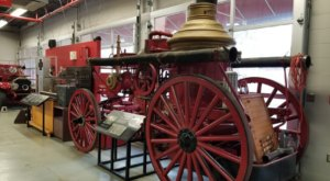 Visitors Of All Ages Will Enjoy A Visit To The Jackson Firehouse Museum In Mississippi