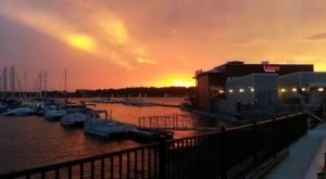 You Can Park Your Boat And Walk Right Up To Liberty Tap Room, An Incredible Waterside Restaurant In South Carolina