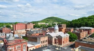 Staunton, Virginia Was Recently Named A Top Mountain Town By Southern Living Magazine