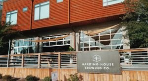 Enjoy The Warm Weather And Some Cold Drinks On The Perfect Patio At Harding House Brewing Company In Tennessee