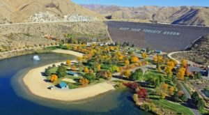 Forget Long Trips – Take A Daycation At Lucky Peak State Park In Idaho