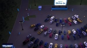 Special Drive-In Theaters For Families Will Be At Walmart Stores Across The Nation, And You Can Find Them In Ohio