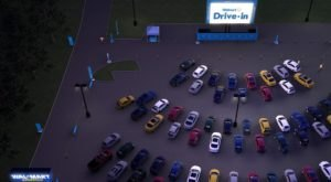 Special Drive-In Theaters For Families Will Be At Walmart Stores Across The Nation, And You Can Find Them In New Mexico