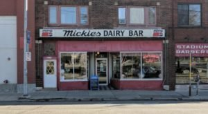 Enjoy Hearty Portions Of Your Favorite Breakfast Foods At Mickies Dairy Bar In Wisconsin